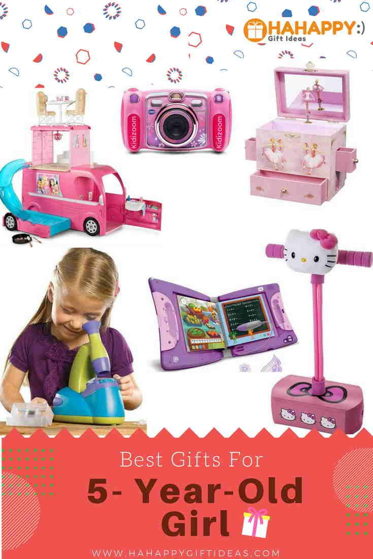 Best Gifts For A 5 Year Old Girl