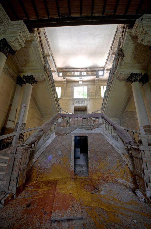 20 lugares abandonados dignos de FILME! ~ Pêssega dOro