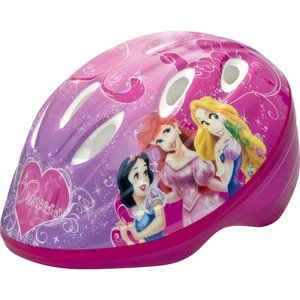 Disney Princess Bike Helmet, Toddler The tacky twos