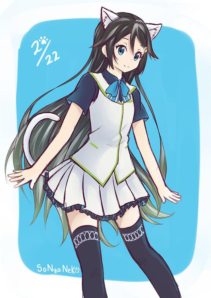 Reina Izumi .
