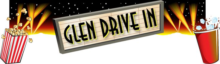 #GlensFalles, NY- The Glen Drive In Theater has been showing great movies since 1958. Click showtimes and see whats playing this week!
