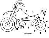 Making Learning Fun |  Transportation Dot to Dot