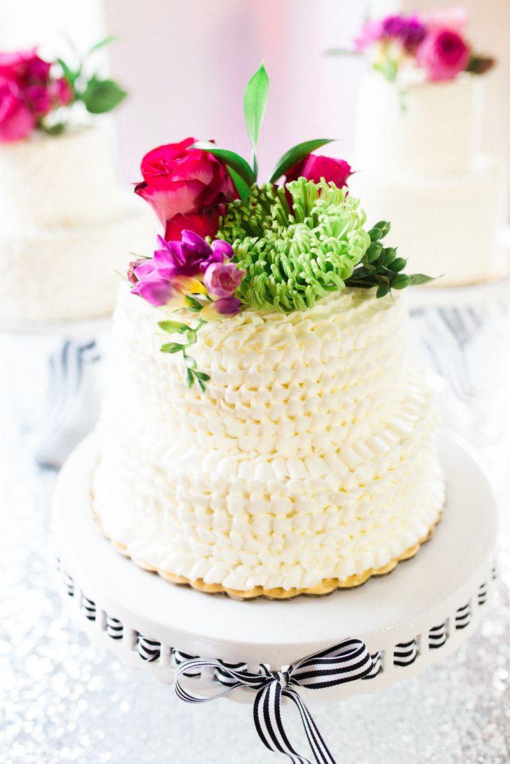 Pinterest Wedding Cakes Buttercream