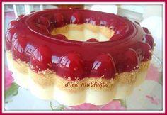 Vişneli Prenses Tacı Pastası Tarifi | Yemek Tarifleri Sitesi