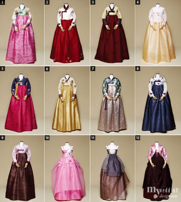 MYWEDDING Suggest New Dress&Hanbok 100