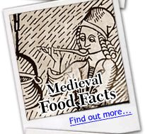 More than a little in love with this site! Has food facts and recipes from many English eras.