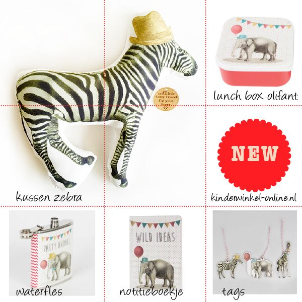 Lunchbox, Tags. New on kinderwinkel-online.nl