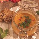 Morotssoppa med asiatisk hetta