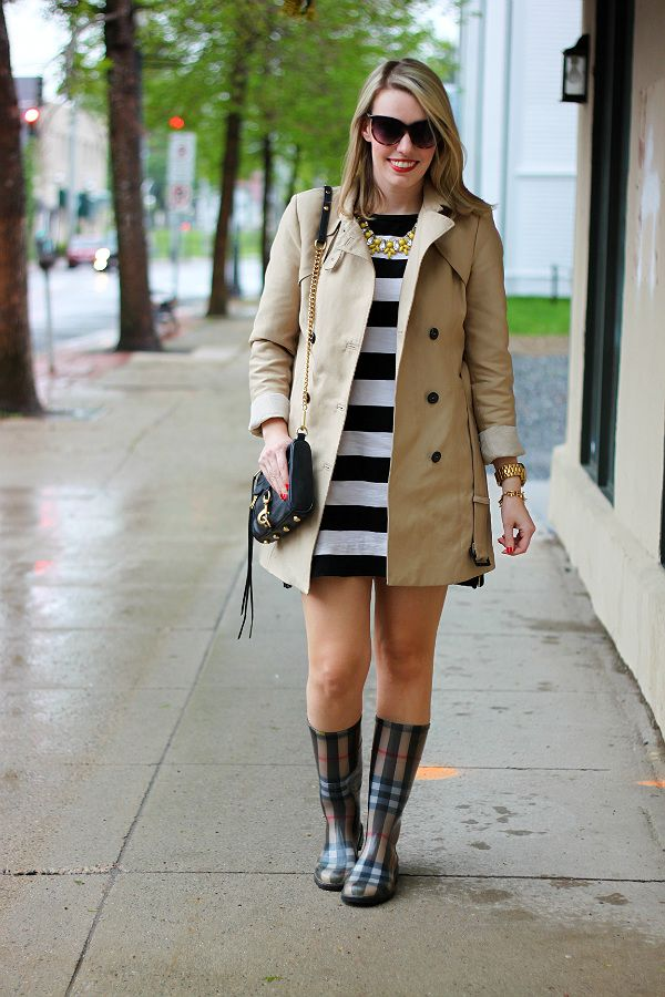 Burberry Rain Boots | My Style | Pinterest | Coats, Trench coats and Rain boots