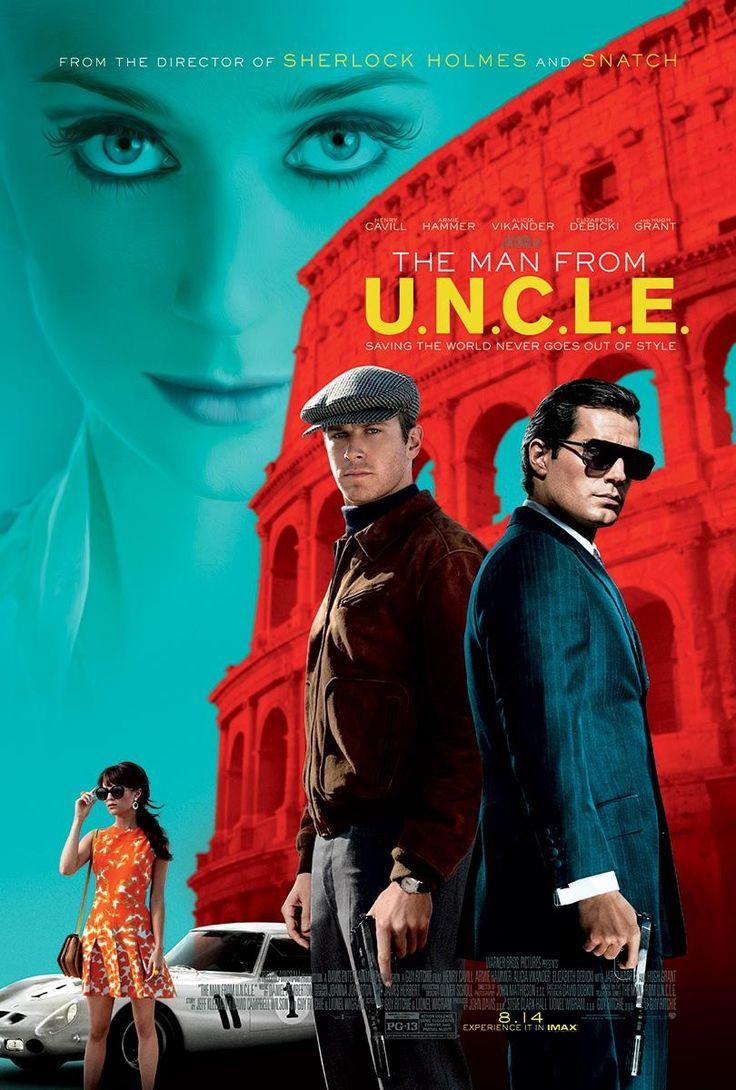 The Man From U.N.C.L.E. review Yes it's a spy flick, but The Man From U.N.C.L.E. has this summer's best romance