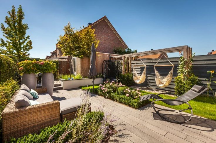 Kindvriendelijke tuin van de toekomst in Rhoon - Hoveniersbedrijf Tim Kok