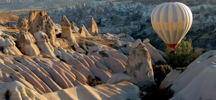 Cappadocia: incantevole Turchia