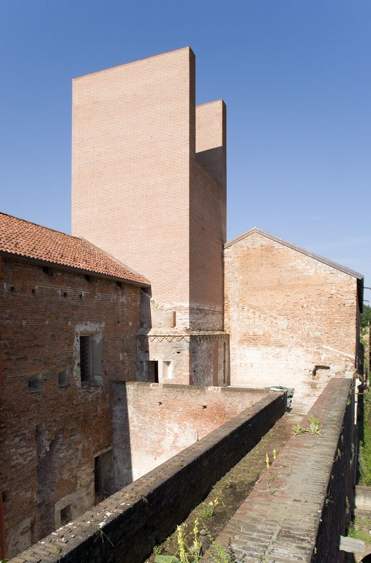 Renovation and Reconstruction of the Castle of Novara,© Mauro Davoli