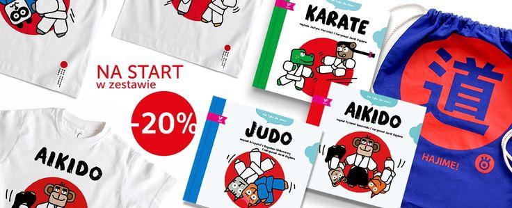 AIKIDO / JUDO / KARATE-DO -  / promotion sets /