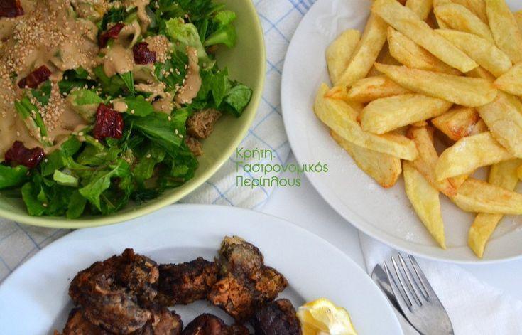 Σάλτσα - άλειμμα με ταχίνι: για σαλάτες, για πατάτες, για λαγάνες (και όχι μόνο) - cretangastronomy.gr