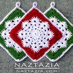 Free Crochet Potholder Patterns - Karla's Making It