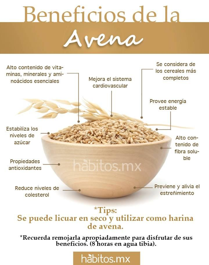 Hábitos Health Coaching |   BENEFICIOS DE LA AVENA