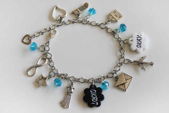 """This bracelet.   31 Incredible Etsy Products For """"The Fault In Our Stars"""" Fans"""