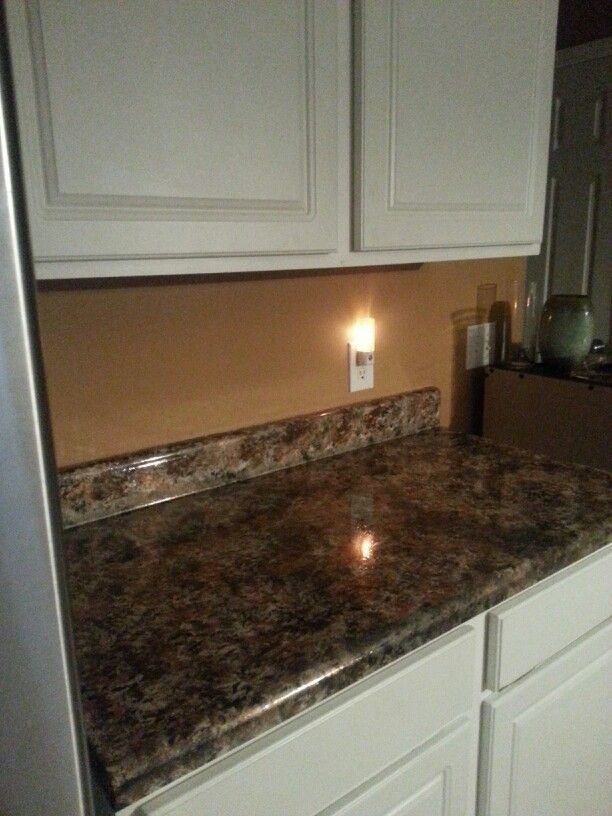 Faux Granite Kitchen Counter Tops My Own Diy Home Projects Pinterest Tops Counter Tops