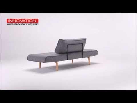 INNOVATION sofa rozkładana ZEAL AnOther DESIGN