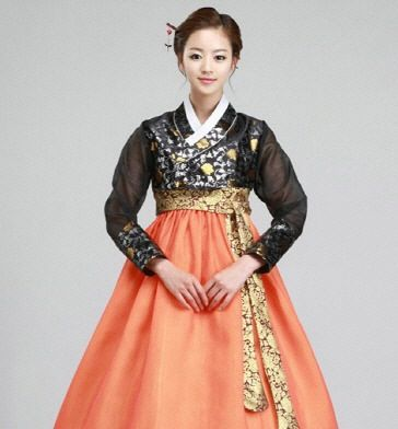 BEAUTIFUL Hanbok <3