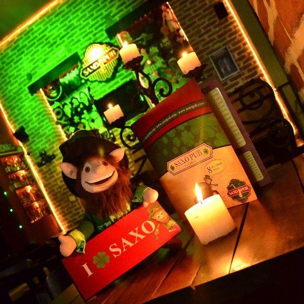 Todo preparado para ti hoy en Saxo Pub !!! Te Esperamos !!!