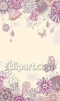 Clipart.com Closeup | Royalty-Free Image of backdrop,background,beautiful,beauty,blank,border,branch,butterfly,center,curve,decoration,design,doodles,drawing,fantasy,floral,flower,flutter,fly,frame,graphic,insect,isolated,leaf,nature,ornament,ornate,outline,pastel,pattern,pink,retro,scribble,scroll,season,silhouette,spring,squiggle,swirl,texture,tracery,vertical,violet,wallpaper,white,wing