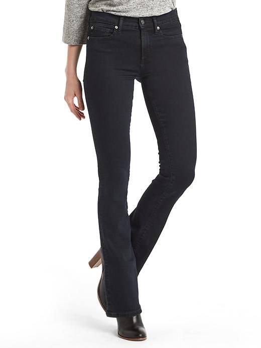 Gap Women STRETCH 1969 Baby Boot Jeans