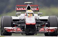 Lewis Hamilton, Pole Position in Malasia 2012