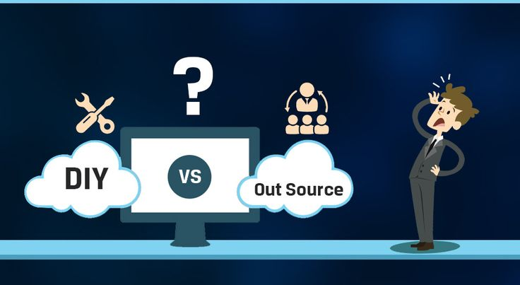 #DIY VS #Outsource? A Beginner's Guide to #WebDevelopment