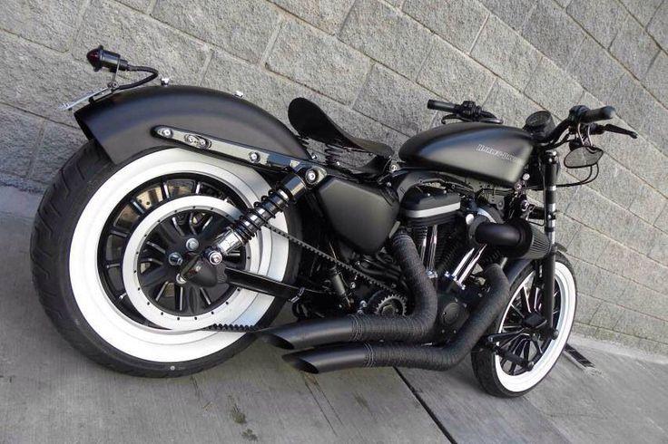 166 Best Images About Harley Davidson On Pinterest: 1000+ Images About Harley Sportster Iron 883 On Pinterest