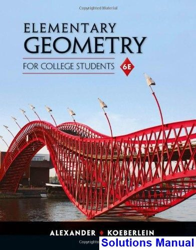 72 best livros images on pinterest algebra baking center and cowls elementary geometry for college students 6th edition alexander solutions manual test bank solutions manual fandeluxe Gallery