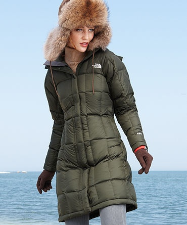 The Northface Coat- because walking on campus is going to be anything but warm during the winter months.