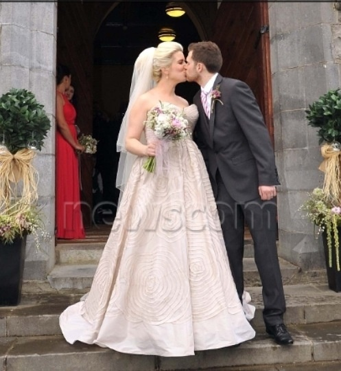 • Congratulations Greg and Denise Horan! :)  • sending lovee; from the Canadians. <3