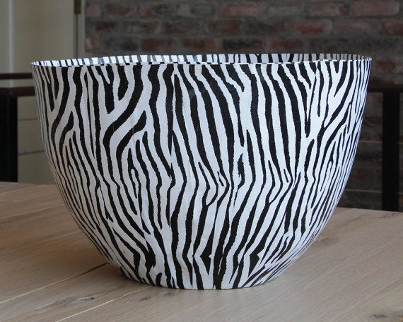 Modern Bowl  Decorative Bowl  Art Bowl  African by africaohafrica