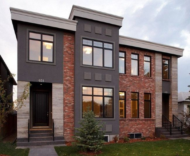 Https Thestuccoguy Com Stucco And Brick House Ideas Brick Exterior House Red Brick House Red Brick Exteriors