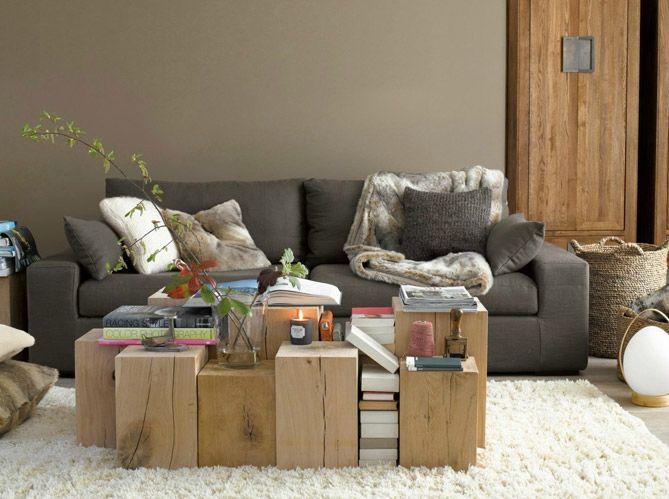 5 Astuces Pour Créer Une Déco Cocooning | Salons, Living Rooms And  Decoration