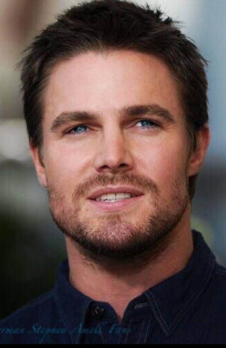 Stephen Amell...beautiful ❤️❤️