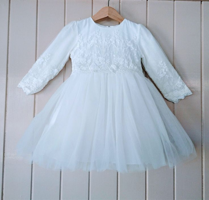 A personal favourite from my Etsy shop https://www.etsy.com/au/listing/557935047/beautiful-3pcs-ivory-lace-tulle-baptism