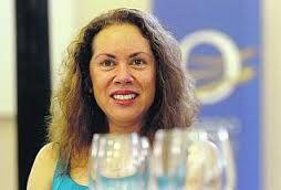 Su mujer Susana Ribera.