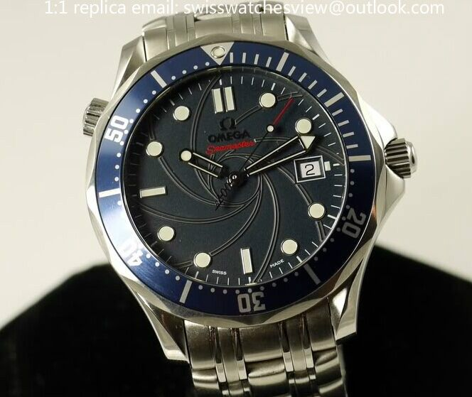 Omega Seamaster James Bond 007 Casino Royale Limited watch 2226.80.00