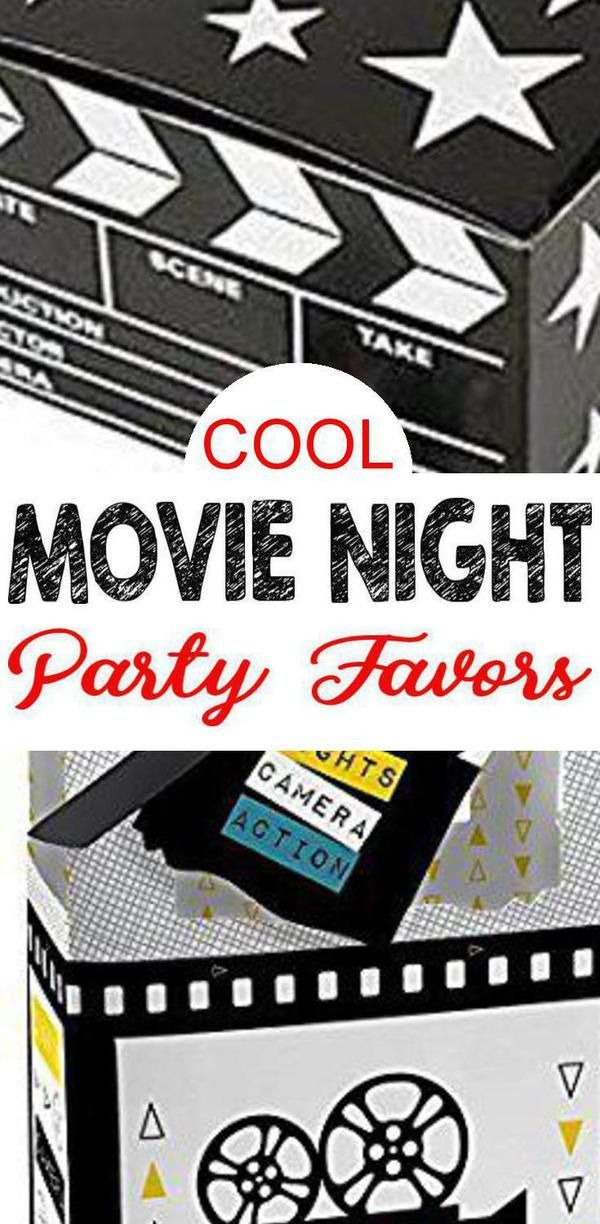 Top Movie Night Party Favors Kids Will Love in 2020 | Kino ...