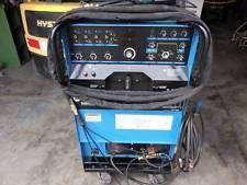 Miller Syncrowave 350 XL TIG welder welding machine
