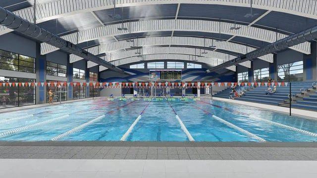 Cornerstone Architects West Lake Aquatic Center West Lake