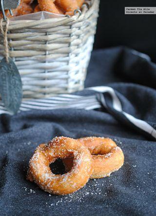 Las rosquillas caseras de toda la vida. Directo al Paladar blog