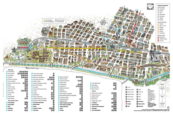 El encanto del Centro de Medellín, empezar a habitarlo