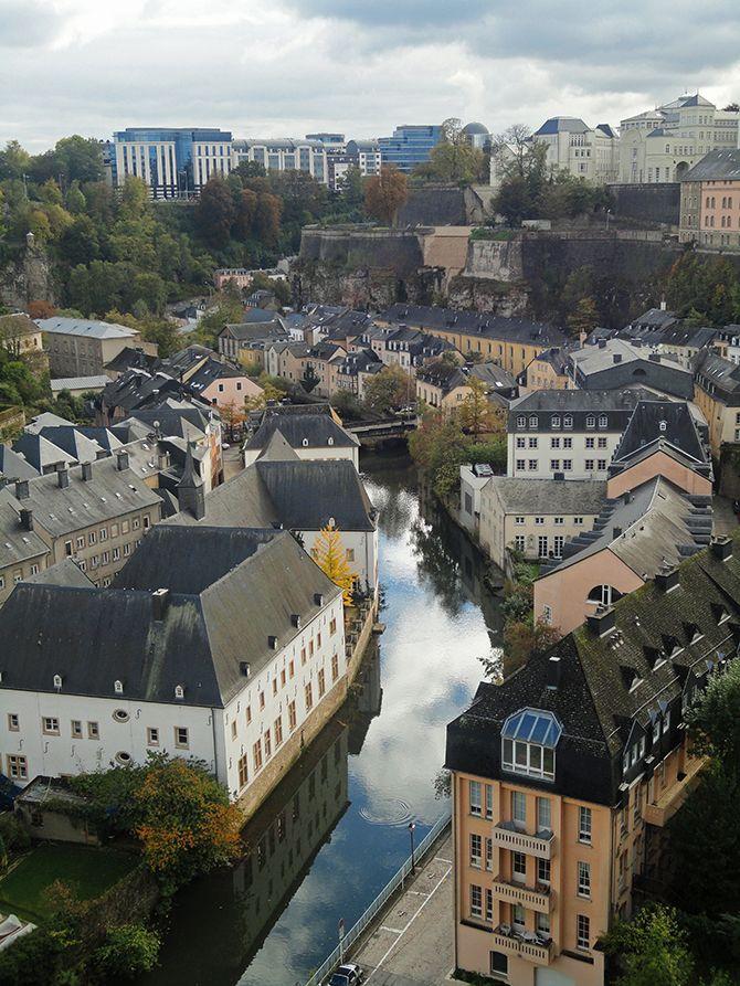 Coloque Luxemburgo no seu roteiro!