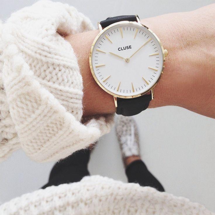 horloge-zwart-goud-pf
