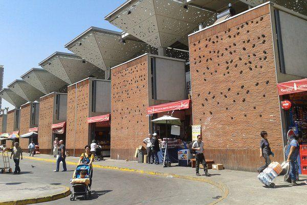 Mercado Tirso de Molina, Santiago
