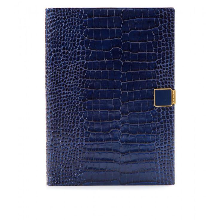 Soho Textured-Leather 2014 Diary ♦ Smythson ∫ mytheresa.com